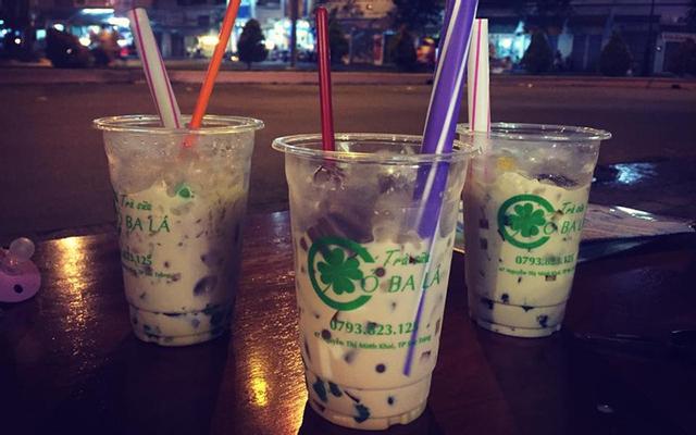 Trà Sữa Cỏ 3 Lá - Nguyễn Thị Minh Khai