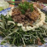 Rau mầm cá ngừ