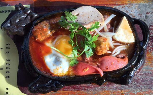 Bánh Mì Chảo & Bò Beefsteak 123 - Nguyễn Văn Trỗi