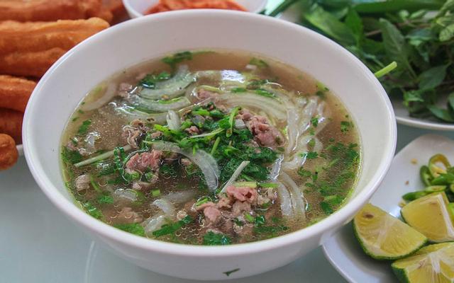 Phở Sài Gòn - Nguyễn Văn Cừ