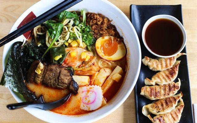 Moto San Uber Noodle - Ramen