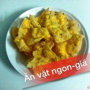 Bánh tráng lắc (15k/ phần)