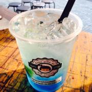 soda blu