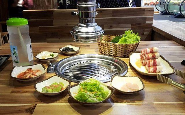 Gogi House - Quán Nướng Hàn Quốc - Vincom Hùng Vương