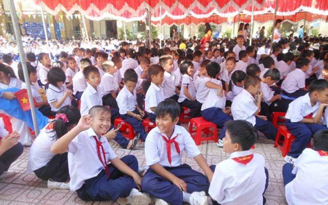 Trường Tiểu Học Dân Lập Trí Đức - Nơ Trang Long