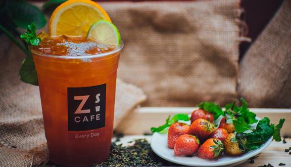 Z! Cafe - Võ Thị Sáu