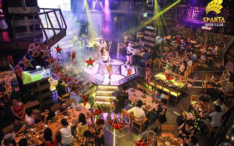 10 beer club đông khách nhất Hà Nội