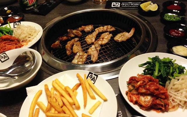 Gyu-Kaku Japanese BBQ - Kim Mã