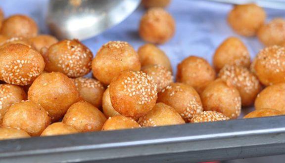 Bánh Rán Tuy An