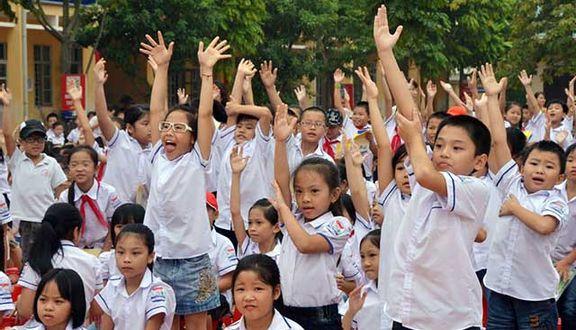 Trường Tiểu Học Lam Sơn - Hậu Giang