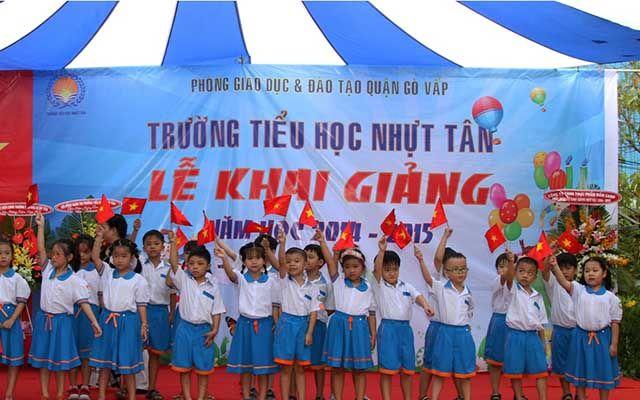Trường Tiểu Học Dân Lập Nhựt Tân