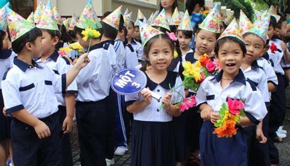 Trường Tiểu Học Trần Quốc Toản - Nguyễn Du
