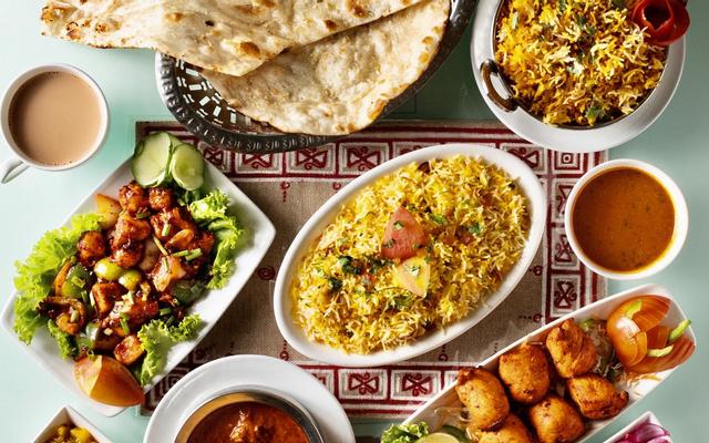 NATRAJ - Indian Cuisine - Bùi Thị Xuân
