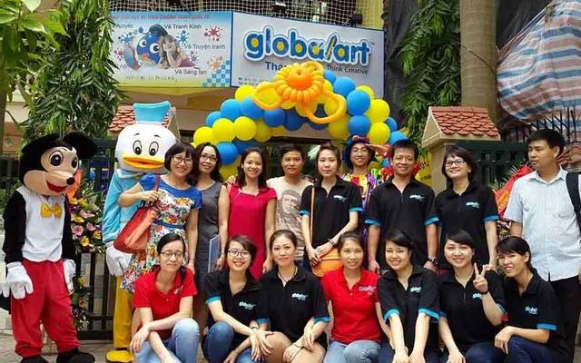 GlobalArt - Làng Quốc Tế Thăng Long