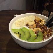 smoothiesbowl Kiwi chuối
