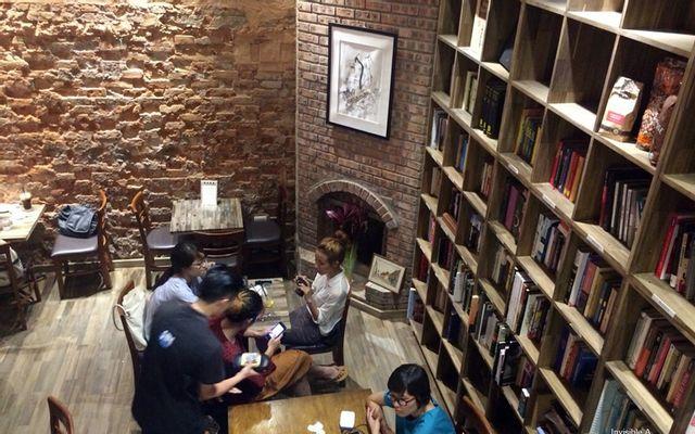 Tranquil Books & Coffee - Nguyễn Quang Bích