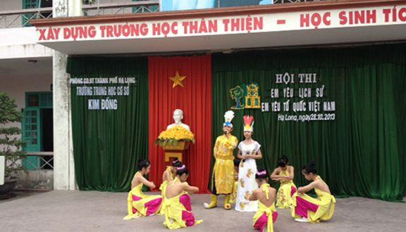 Trường THCS Kim Đồng - Trần Hưng Đạo