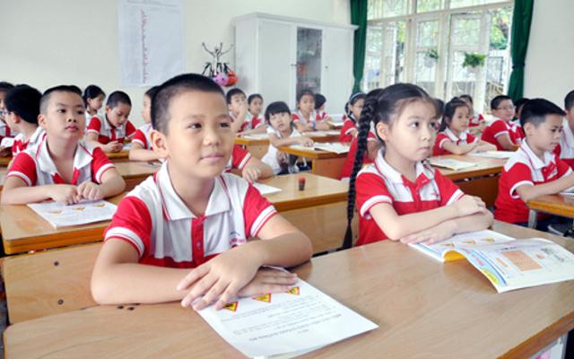 Trường Tiểu Học Trần Hưng Đạo - Trần Hưng Đạo
