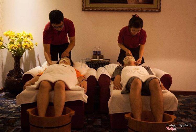 185 Foot Massage Salon - 185 Trần Hưng Đạo ở Đà Nẵng