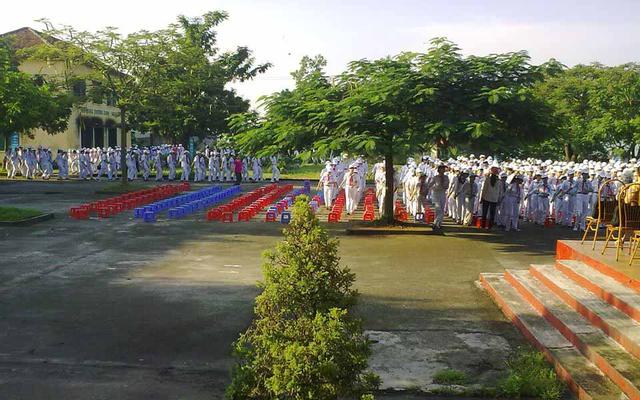 Trường THCS Nguyễn Trãi - Nguyễn Trãi