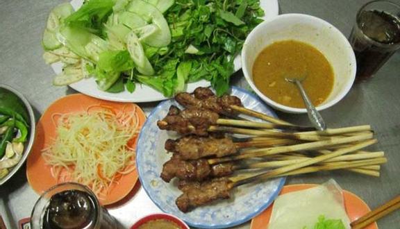 Bún Thịt Nướng Bà Trai - Phạm Văn Đồng