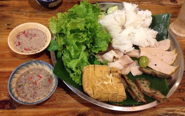 Bún Đậu Mắm Tôm 180 - Nguyễn Thiện Thuật