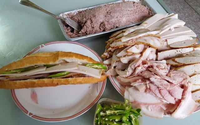 Bánh Mì Tiến Thành - Phan Châu Trinh