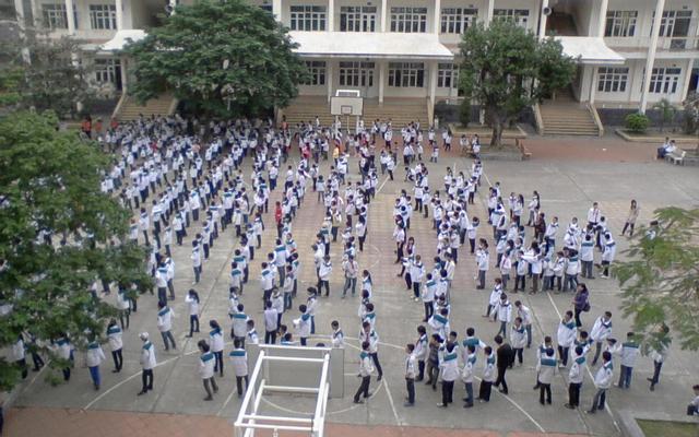 Trường THPT Văn Lang - Hồng Gai