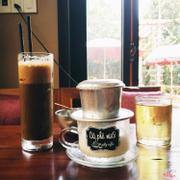 Cà phê bạc hà và cà phê muối