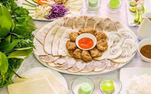 Bánh Tráng Thịt Heo Hoàng Tín - 12 Lê Hồng Phong
