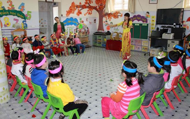 Mầm Non Minh Châu
