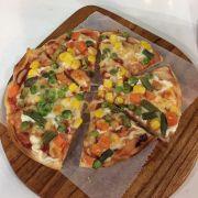 Pizza rau củ