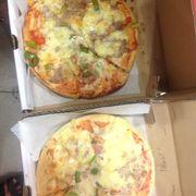 Pizza bò nhỏ