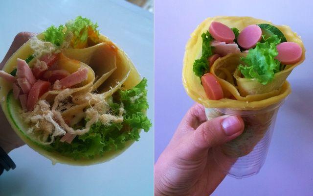 Bánh Crepes - Hai Bà Trưng