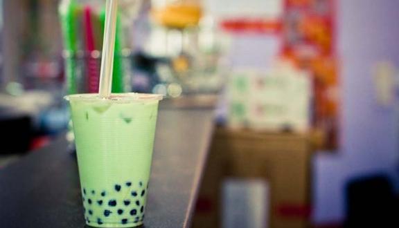 Matcha Milk Tea - Lạc Long Quân