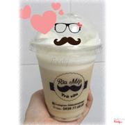 Quán đẹp, rẻ, nhân viên nhiệt tình, trà sữa ria mép rất ngon, bị nghiện ahihi <3