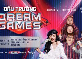 Dream Games - AEON Mall Long Biên