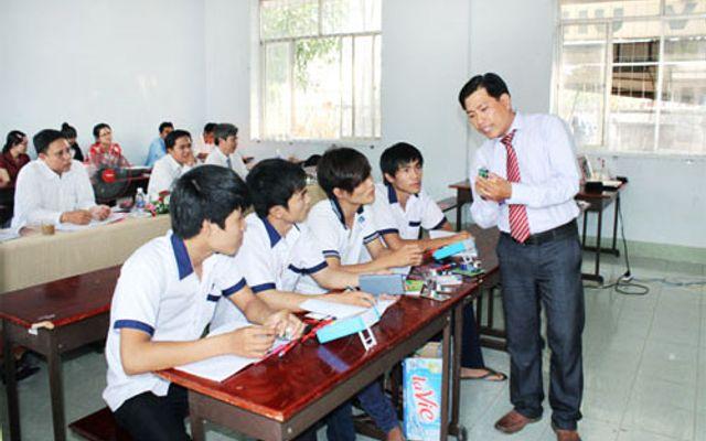 Trường Trung Cấp Kinh Tế Kỹ Thuật Bắc Thăng Long