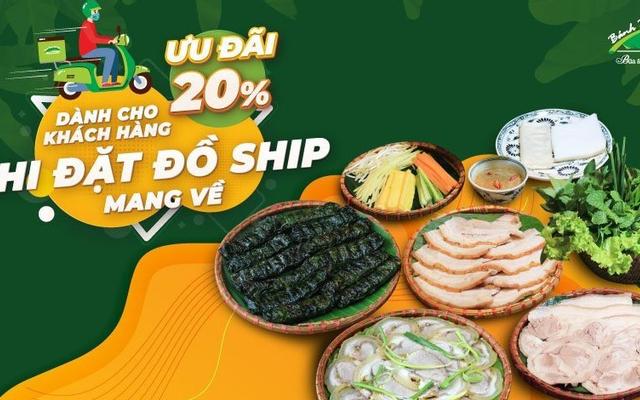 Bánh Tráng Thịt Heo Phú Cường - Nguyên Hồng