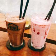 Choco Lover & Raspberry Yogurt