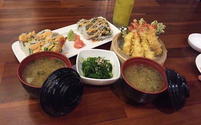 Sushi Lounge - Thống Nhất