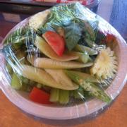 rau ăn kèm lẩu