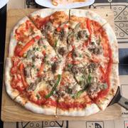 Pizza mắc nhất của quán thì phải🍕🍕🍕🍕