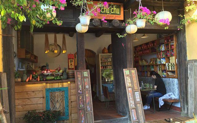 Chu Chu - Juice Bar & Finger Foods