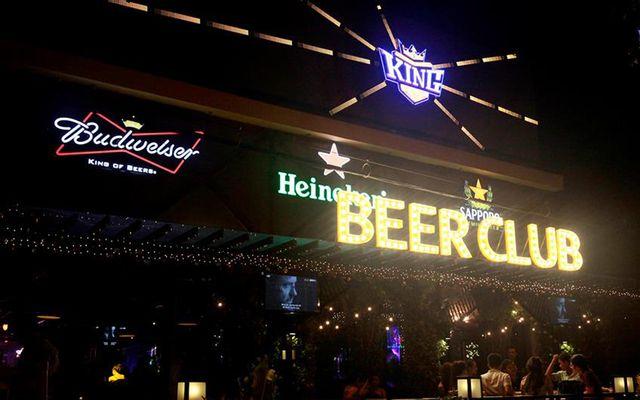 King Beer Club - Đường 30 Tháng 4