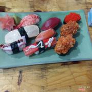 Đía sashimi tổng hợp