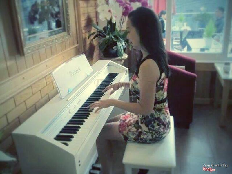 Tận hưởng những bản nhạc piano