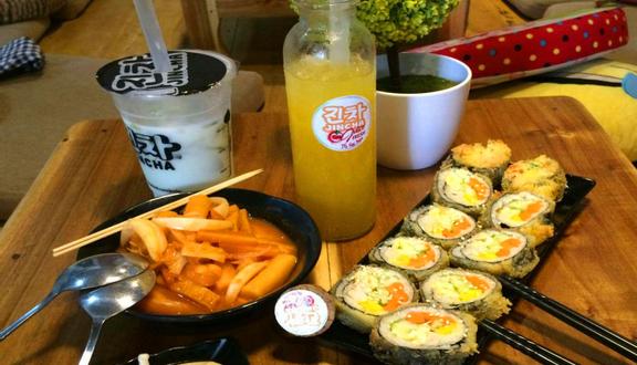 Jincha - Trà Sữa, Kimbap, Tokbokki - Hạc Thành