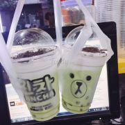 trà sữa làm rất ngon , uống không bị quá ngọt hay quá nhạt . có cả đồ ăn hàn quốc như Tokbokki , Mì đen và cả kimbap nữa tất cả đều làm rất rất ngon , Jincha number One :)))