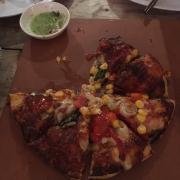 Pizza đút lò